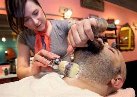 groupon haircut mississauga straight razor mens haircut haircuts models ideas