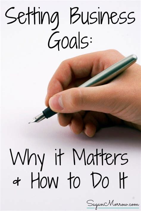 Does Your Mba School Matter by Best 25 Business Goals Ideas On How To Plan