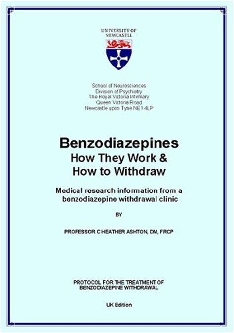 How To Detox From Benzos by Ashton How To Withdraw From Benzodiazepine