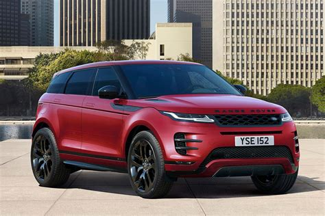 2019 Land Rover Price by New 2019 Range Rover Evoque Prices And Specs Revealed