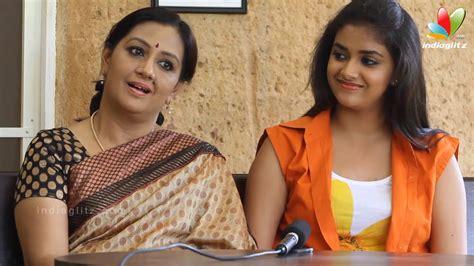 actress menaka actress menaka and keerthi suresh interview malayalam