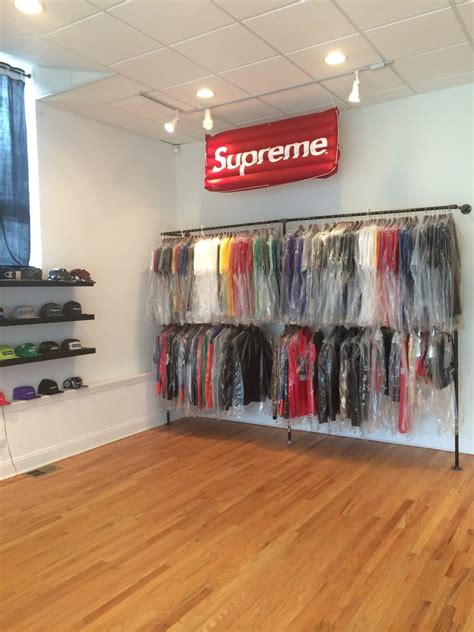 supreme store supreme clothing yelp