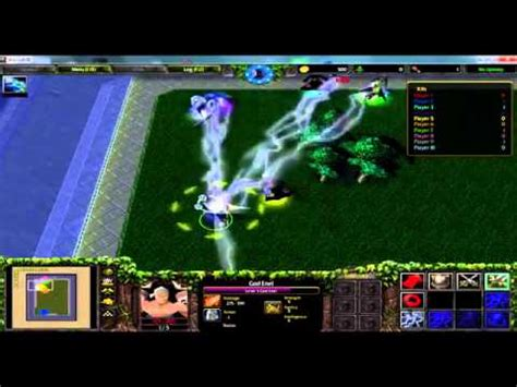 anime fight arena v0 1 with ai warcraft 3 map youtube