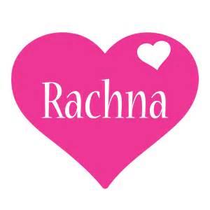 rachna logo name logo generator i love love heart