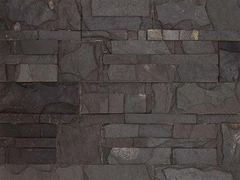 Délicieux Carrelage Mural Imitation Pierre #1: p-145486_3-parement-mur-pierre-naturelle-18x35cm-zeta-noir.jpg
