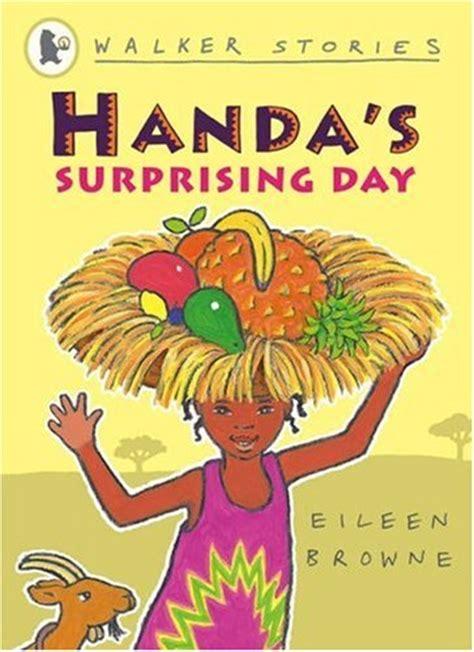handas surprise libro en pdf children s books reviews handa s surprising day bfk no 164