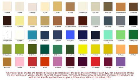 rit dye color mixing chart carpet dye pens americolor dyes