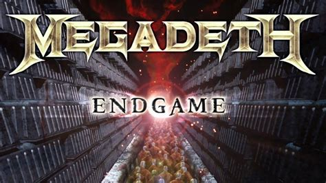 The Endgame megadeth endgame