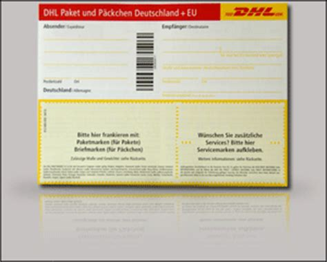 Deutsche Post Paketaufkleber Online Drucken by Deutsche Post Online Paketschein Tracking Support