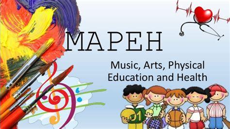 education theme music mapeh k12