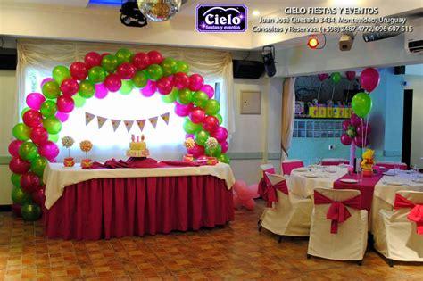 decoracion de salones para fiestas cielo fiestas y eventos sal 211 n para fiestas infantiles