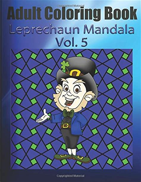 coloring book vol 5 mandala by bee book coloring book mandala volume 5 books leprechaun cast and crew tvguide