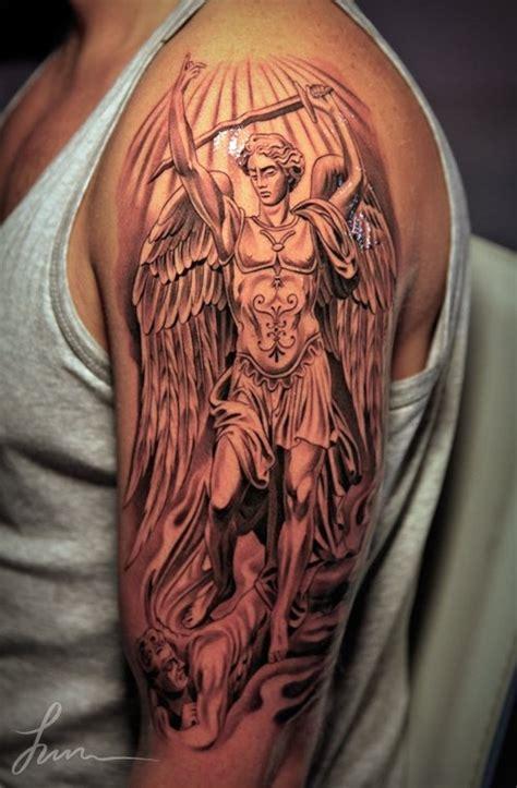 jun cha angel tattoo tattoo by jun cha cool stuff i like pinterest