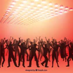 party people vector background vector free download