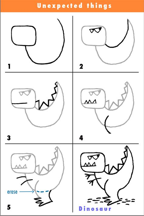 planner doodles 101 step by step drawings books draw a dinosaur draw with rich