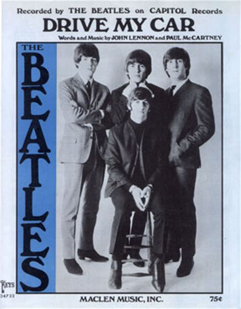 drive my car quot drive my car quot by the beatles the in depth story behind