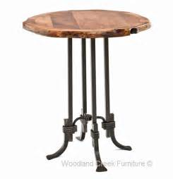 Log Dining Room Sets rustic mesquite pub table western bar table natural wood