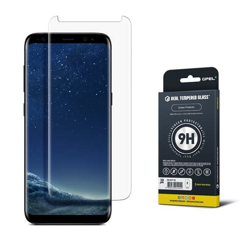 Samsung S8 Cover Tempered Glass Colour Warna galaxy s8 coverage tempered glass screen protector
