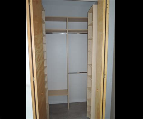 Custom Reach In Closet by Pictures Of Reach In Custom Closets Closets Plus Inc