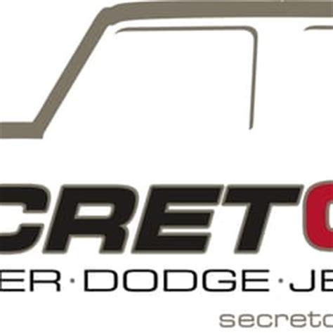 Secret City Chrysler Dodge Jeep Ram Secret City Chrysler Dodge Jeep Ram Free Quote Car