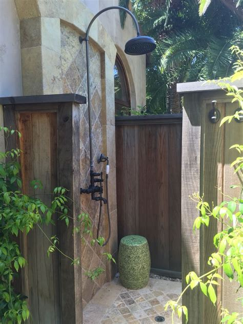 Beautiful Outdoor Showers by Top 37 Ideas About Outdoor Showers On Shower