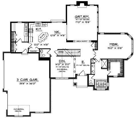 european style floor plans parkrose european style home plan 051d 0122 house plans