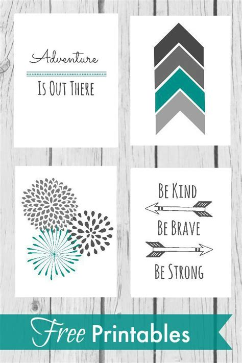 printable decor 25 best ideas about free printable on free