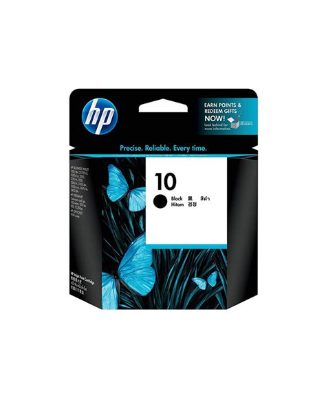 Tinta Hp 10 Black Original by Hp 10 Designjet Ink Cartridge Black Shop