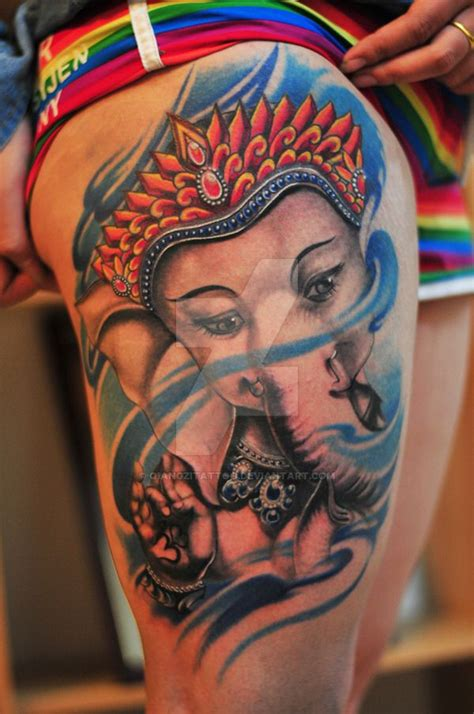 ganesh tattoo nyc 17 best images about tattoos on pinterest
