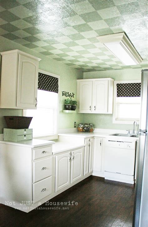 Kitchen Ceiling Paint by Country Kitchen Not Just A