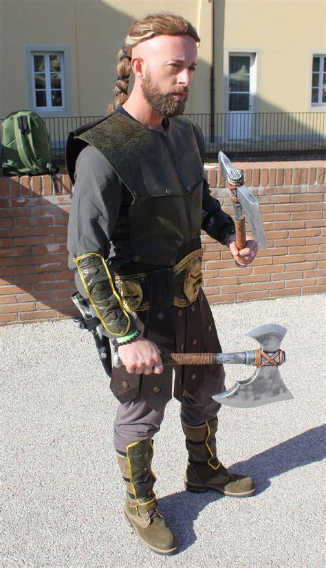 ragnar lothbrok cospkay ragnar lothbrok viking by ndc880117 on deviantart