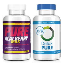 Acai Berry Detox Results by Acai Berry Detox Combo The7dayshopping