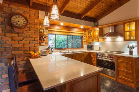 country kitchen like the light brick back splash 46 fabulous country kitchen designs ideas