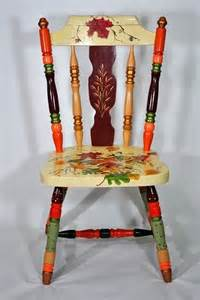 painted chair chairs
