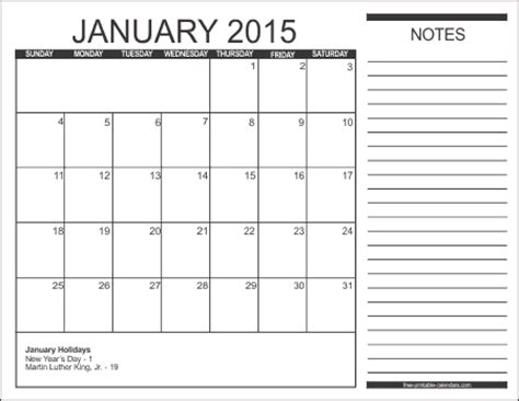 january 2015 calendar template block style calendars 2015 printable foto artis candydoll