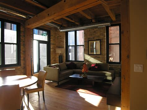 brick loft we like to watch 154 lofts on west hubbard yochicago