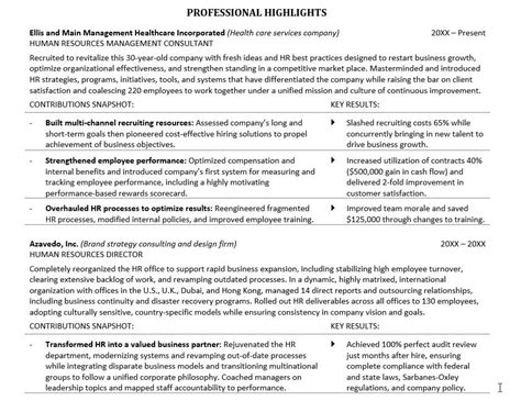 how to improve your resume with 5 easy to make resume changes distinctive documents