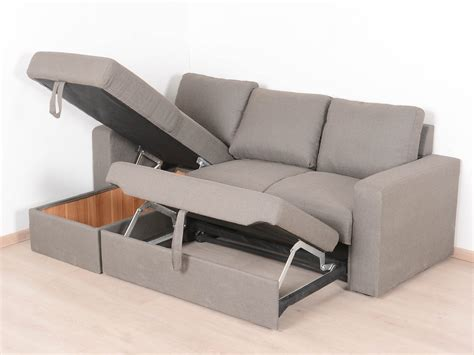 sofa cum storage myst l shape sofa cum bed with storage buy and sell used