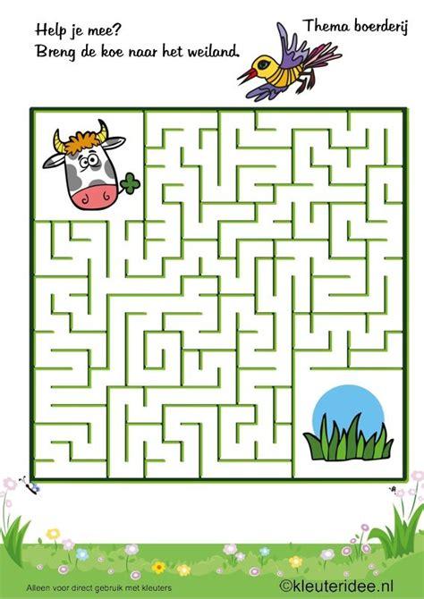 printable cow maze 561 best laberintos images on pinterest maze coloring