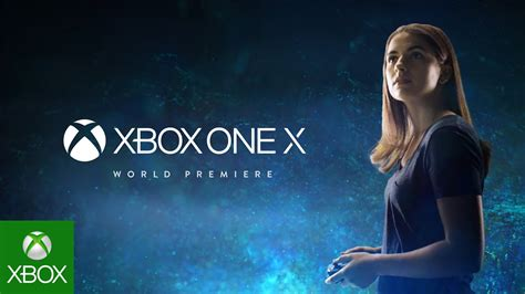 xbox one x fan noise e3 2017 xbox one x name release date officially revealed