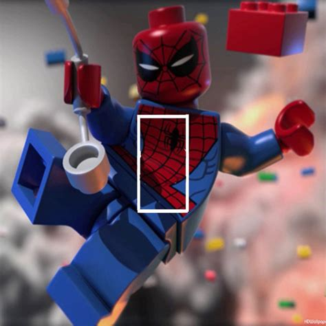 marvel lego spiderman light switch sticker kidsbedroom