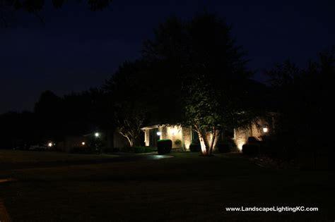 Landscape Lighting Kansas City Kansas City Missouri Landscape Lighting System Installation