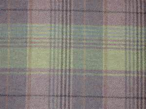 curtain fabric highland wool tartan check plaid