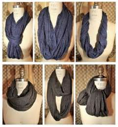 How To Wear Infinity Scarf Eve S Infinity Scarves Scarveseve Scarves