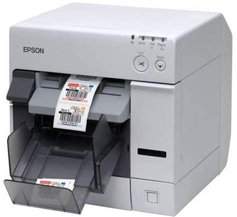 Printer Barcode Epson epson colorworks tm c3500 printer best price available