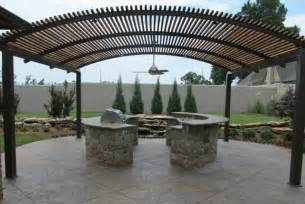 Metal Pergola Frame by Metal Frame Pergolas In Combination With Wood By Pelasgos