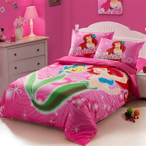 the mermaid bedding comforter set the mermaid pink bedding set