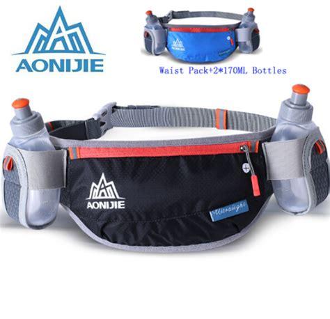 6 bottle hydration belt aonijie running hydration belts bottle bottle holder