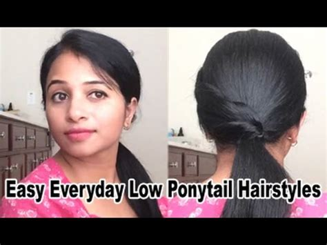 easy indian hairstyles for school photos simple indian hairstyle images black hairstle