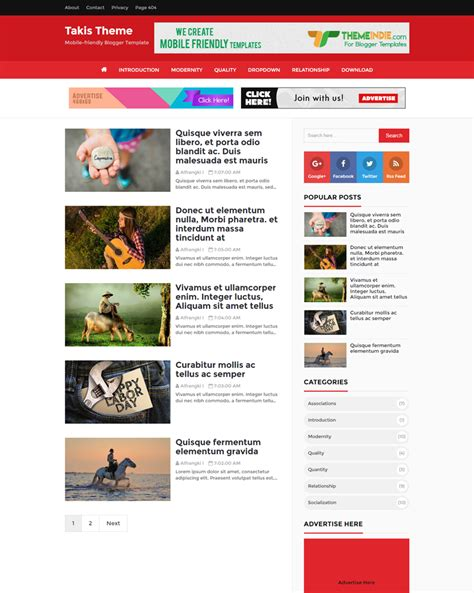 template responsive seo friendly takis high ctr seo friendly and responsive